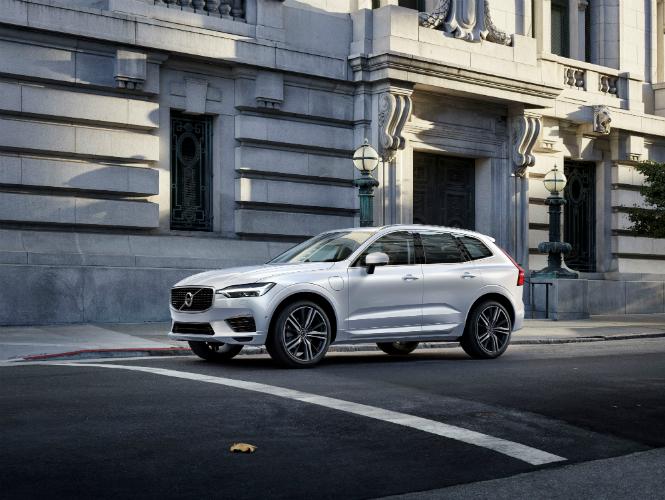 Фото №1 - Новый Volvo XC60: забота о человеке как высшая ценность