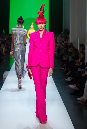 Фото №8 - Обыкновенная фантастика: Jean Paul Gaultier Couture SS18