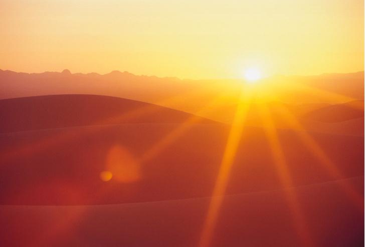 Фото №1 - Ученые предрекают увеличение смертности от жары