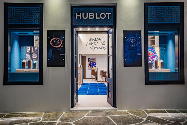 Фото №8 - Где купить стильные часы: Hublot открывает новые бутики на Средиземном море