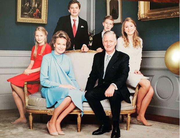 Фото №15 - Самые милые и долгожданные рождественские королевские открытки 2019