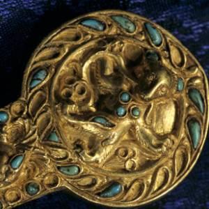 Фото №1 - Золото из бронзового века