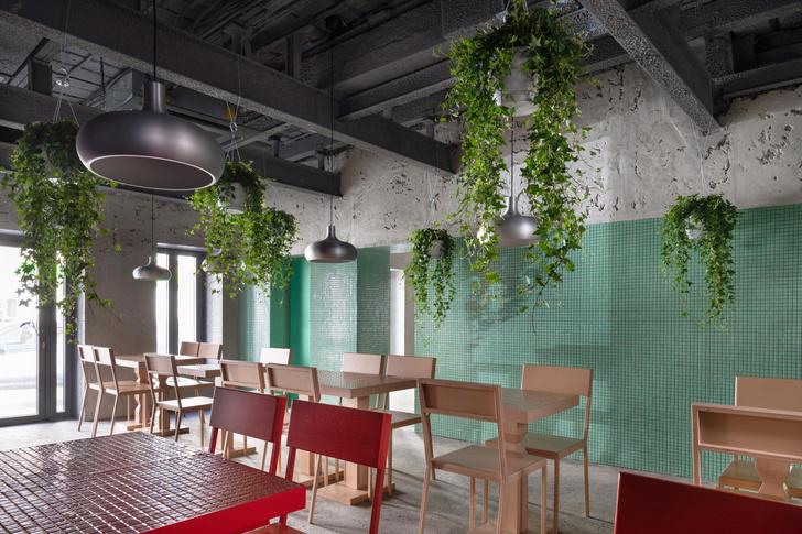 Фото №8 - «Хачапури и вино»: новый ресторан по проекту Бюро Правда