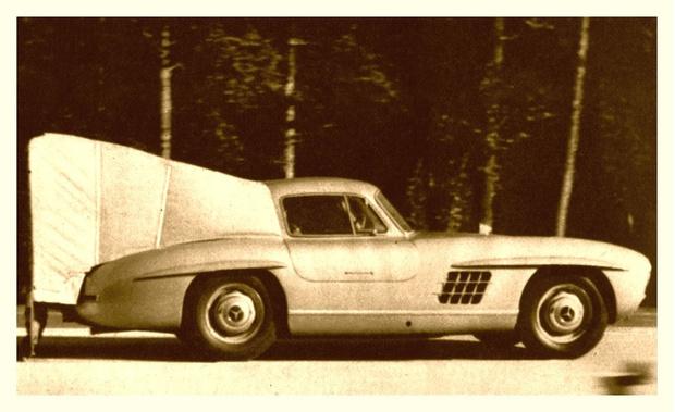 Фото №4 - Как Mercedes-Benz помог установить рекорд скорости для велосипеда— 204 км/ч