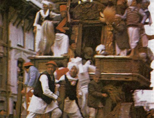 Фото №1 - Похищение Рато Мачхендранатха