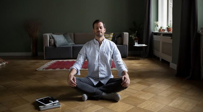 Тревога: медитация для тех, кто не может усидеть на месте