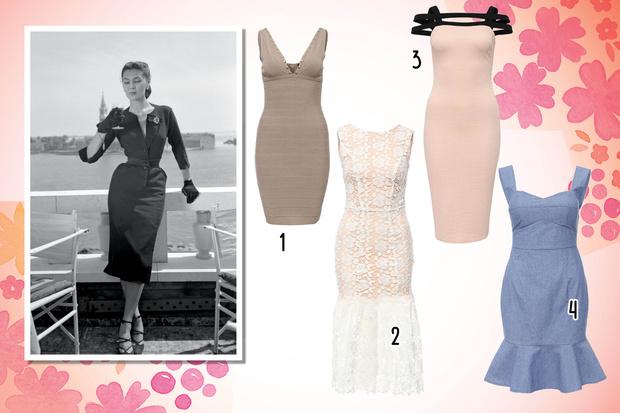 Фото №7 - История вечернего платья: 8 фасонов на все времена