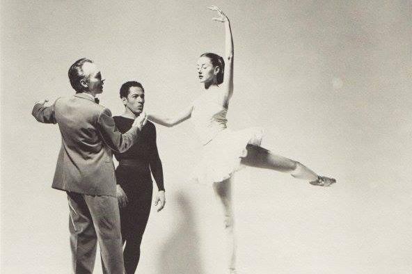 Танакиль Леклерк (Tanaquil Le Clercq), балет
