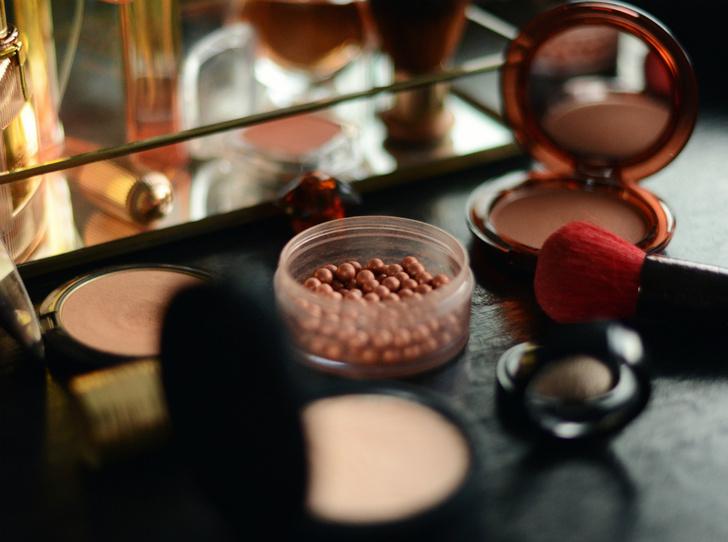 Фото №4 - Beauty-энциклопедия: как правильно пользоваться хайлайтером