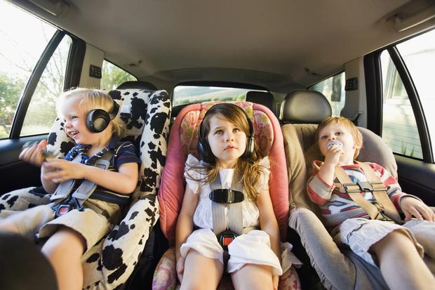 Фото №1 - Ученые: детские кресла кишат смертельно опасными бактериями