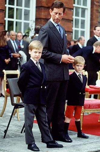 Фото №50 - Принц Уильям: история в фотографиях