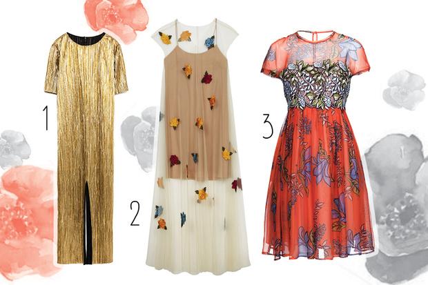 Фото №1 - Топ-10: Весенние платья