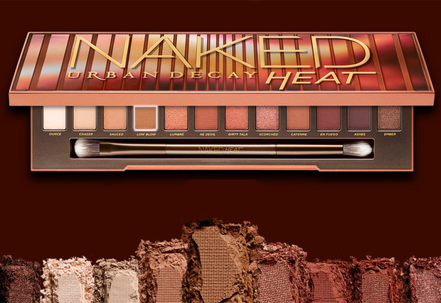 Фото №1 - Зажигаем: как правильно использовать новую «антизимнюю» палетку Naked Heat