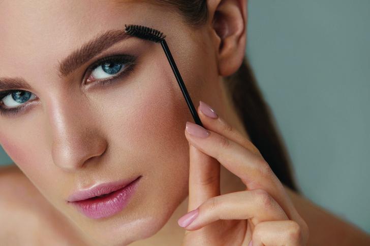 Советы красоты: что делать, если брови тонкие?