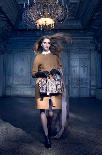 Фото №8 - Истина в зиме: осенне-зимняя коллекция аксессуаров Eleganzza