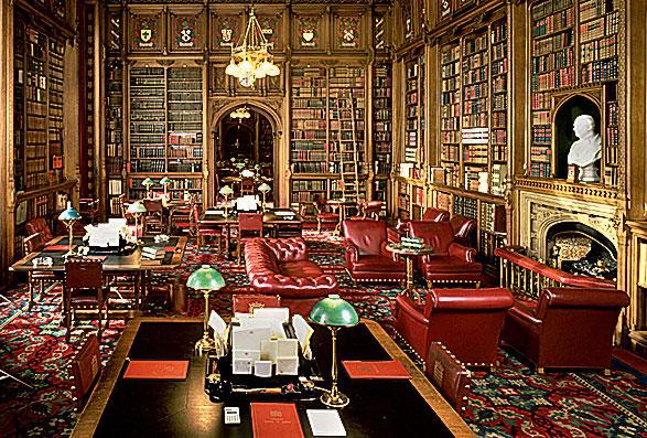 Фото №3 - Дворец парламента Великобритании в деталях