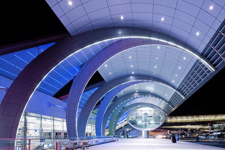 Фото №8 - Полет фантазии: 10 удивительных аэропортов мира