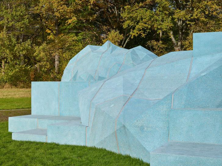 Фото №2 - Гигантские скульптуры в парках Стокгольма