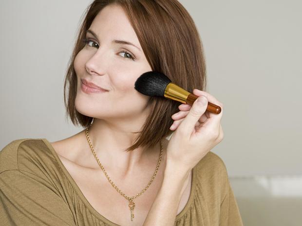 Фото №2 - Как наносить румяна по типу лица: пошаговая инструкция