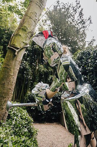 Фото №5 - Must see сезона: экспериментальные параметрические сады Этрета в Нормандии