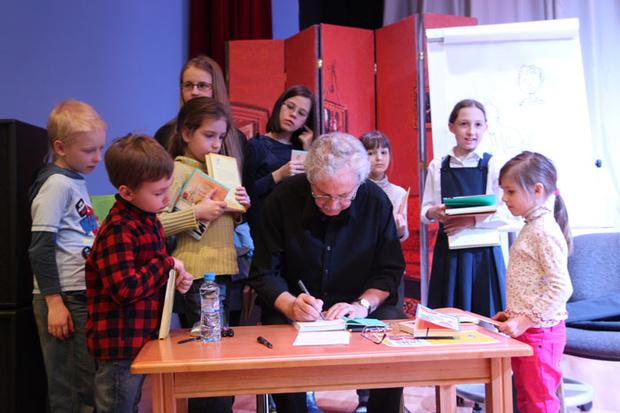 Фото №2 - В Москве состоится Всероссийский фестиваль детской книги
