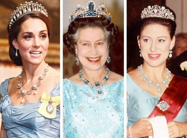 Фото №1 - Полный комплект: самые роскошные парюры британской королевской семьи