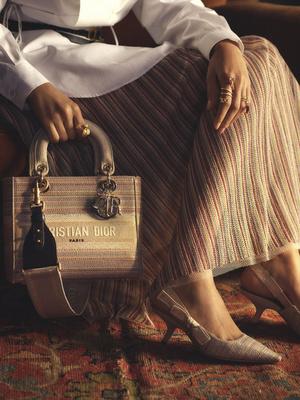 Фото №4 - Чистое золото: Dior представил капсулу весна-лето 2021