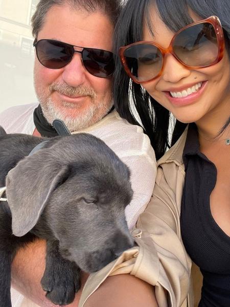 Александр Цекало и Дарина Эрвин фото, Цекало с женой фото