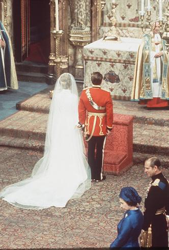 Фото №15 - Первая свадьба принцессы Анны: как выходила замуж дочь Елизаветы II