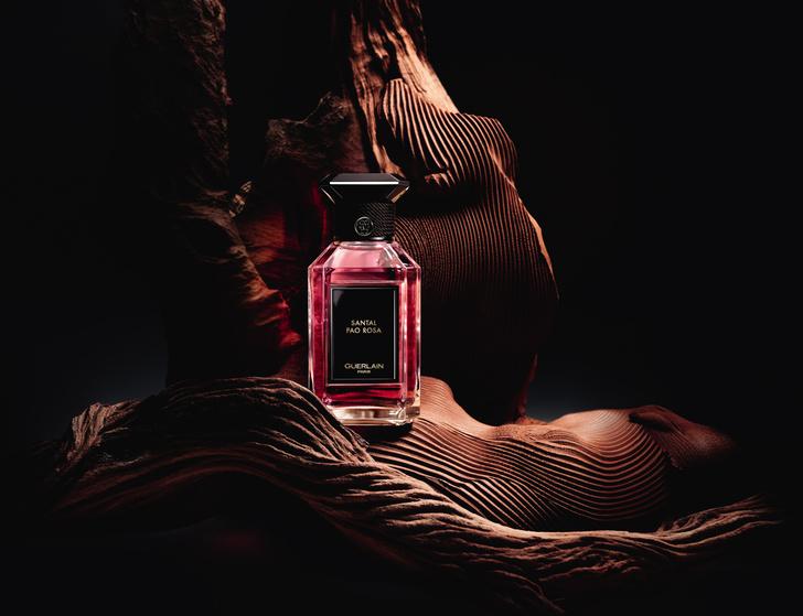 Фото №3 - Художественные ароматы: как выглядит новая парфюмерная коллекция Guerlain