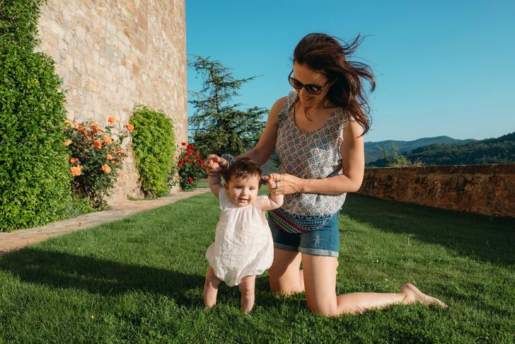 Фото №3 - 12 идей совместного досуга с младенцем