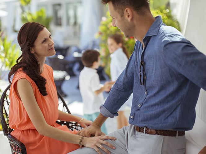 Фото №2 - Как вкладывать энергию в мужчину?