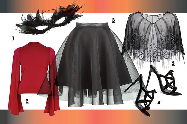Фото №1 - Toп-10: Вещи к Хэллоуину в готическом стиле