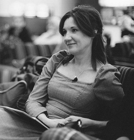 Марта Гайкова, создательница марки вязаных изделий Makiko, фото