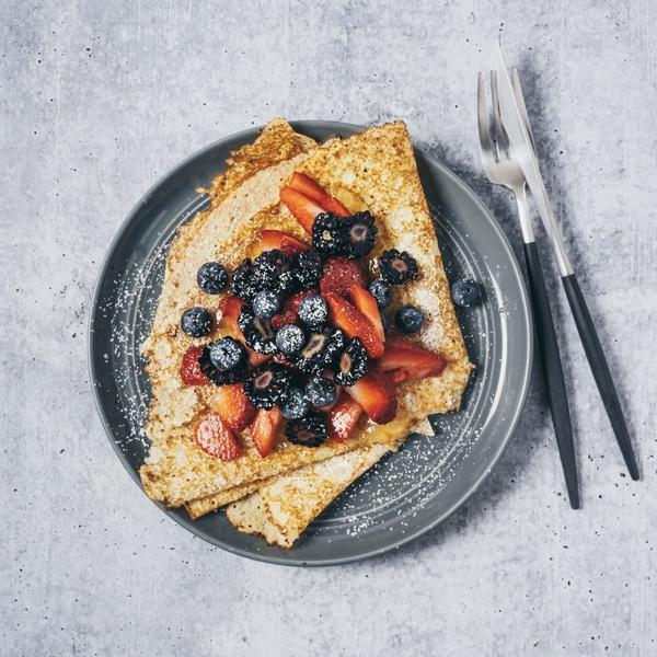 Фото №1 - 7 вкусных и очень простых десертов с блинами