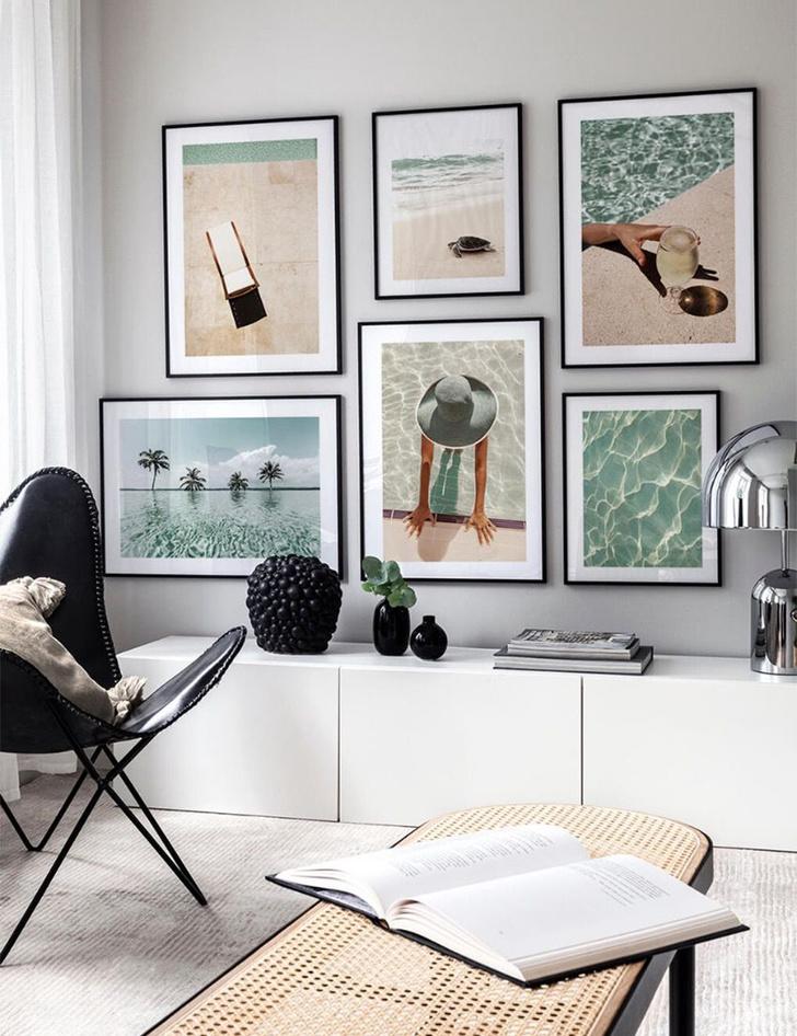 Фото №9 - Картины на стене: 10 идей для домашней галереи