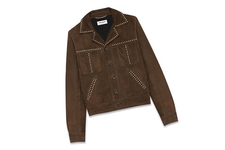 Куртка, Saint Laurent, 250 000 руб.