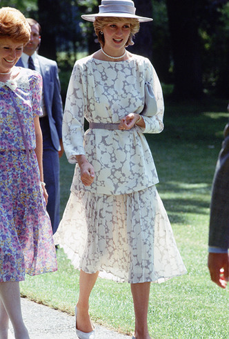 Фото №43 - Как Кейт Миддлтон вдохновляется стилем принцессы Дианы (и, главное, зачем?)