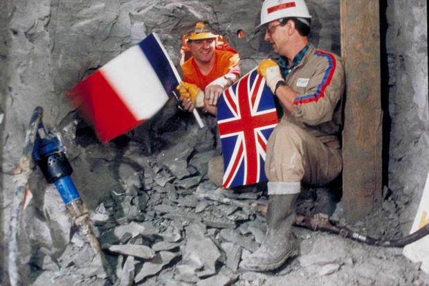 Фото №4 - 15 глубоких фактов о тоннеле под Ла-Маншем