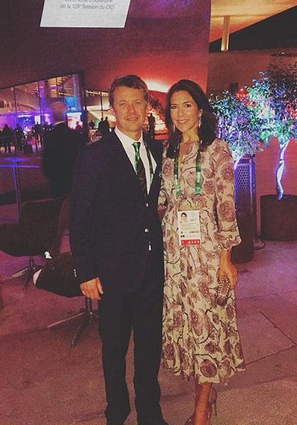 Фото №6 - Королевская семья Дании на Олимпиаде-2016 в Рио