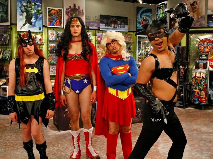 Фото №1 - Лучшие коубы на Paramount Comedy