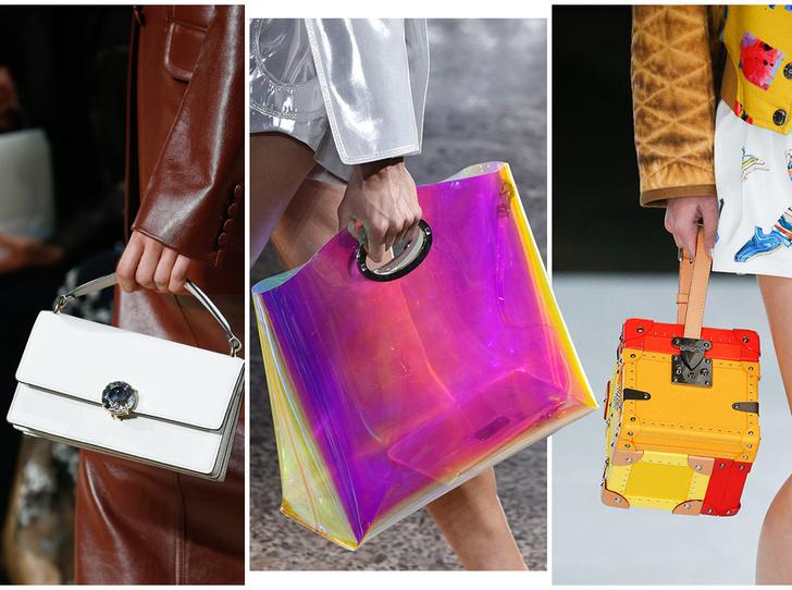 Фото №1 - Самые модные сумки сезона весна-лето 2019