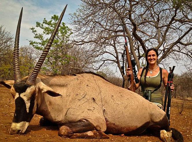 Фото №25 - Убийственная красота: женская охота как тренд