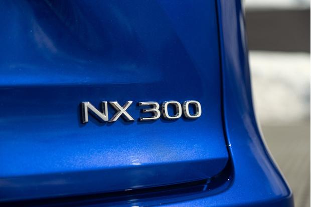 Фото №5 - Lexus NX300: ванильное с перцем