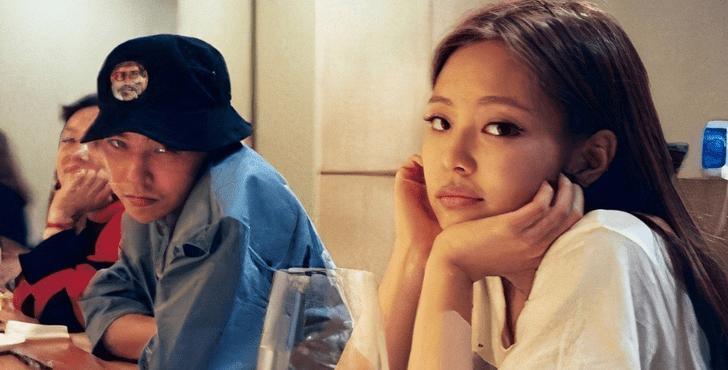 Фото №4 - Что на самом деле: встречаются или расстались G-Dragon и Дженни из BLACKPINK? 😎