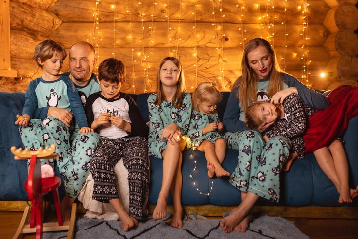Ирина Гаврилова инстаграм семья