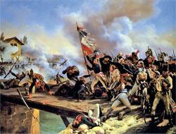Фото №1 - Параллели: Наполеон и Суворов, 1796 год