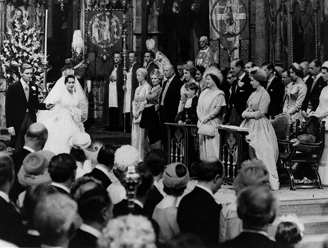 Фото №23 - Королевская свадьба #2: как выходила замуж «запасная» принцесса Маргарет