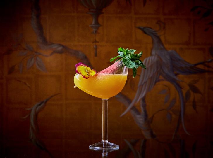 Фото №1 - Восточная сказка: где попробовать пряные коктейли