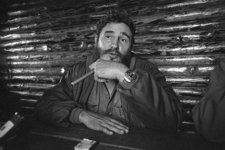 Фото №8 - Лидер революции: 10 мифов о Фиделе Кастро